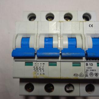 Schrack B13 3+N Sicherungsautomat