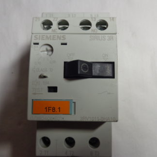 Siemens Sirius 3R 3RV1011_0HA10 Leistungsschalter 0,55 - 0,8A