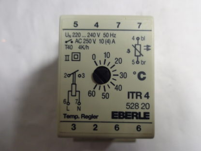 Eberle ITR 4 528 20 Temeraturregler