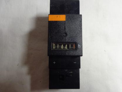 Betriebsstundenzähler für Hutschinenmontage analog