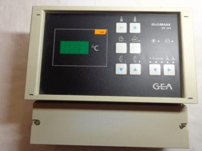 GEA Multi Maxx MC500 Steuerung Regelung