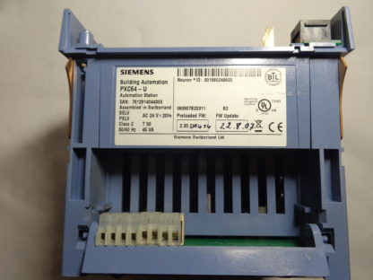 Siemens PXC64 - U Automations Station