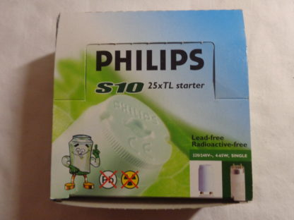 Philips S10 TL Starter 25x TL Starter Neu