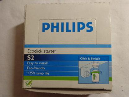 Philips S2 Ecoclick starter 25 x Starter