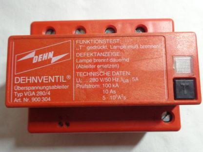 Dehn VGA 280/4 Dehnventil Blitzschutz Überspannungsschutz