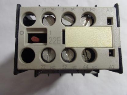 Siemens 3TF2222-0AM0 Schütz + Hilfsschütz 22E