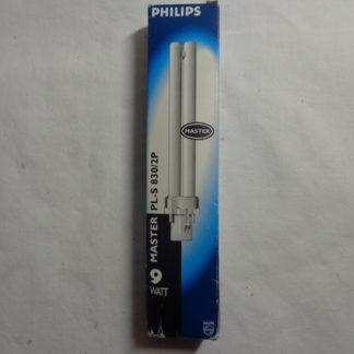 Philips Master PL-S 830/2P 9Watt G23