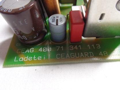 Ceag 400 71 341 113 Ladeteil Ceaguard 48 Leiterplatte für Notbeleuchtung