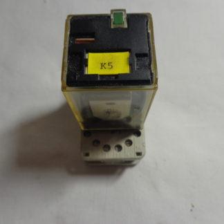 WLR 301 024 Relais + Sockel