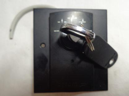 Besam Schalter für Schiebetür mit Schlüssel