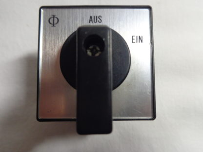 Kraus & Naimer CH10 A200  Aus - Start