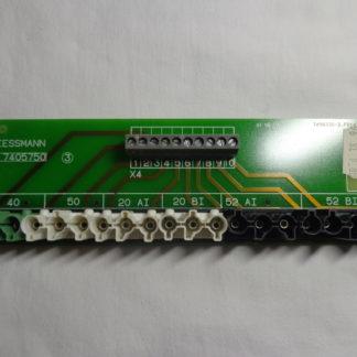 Viessmann VI 7405750 Steuerplatine