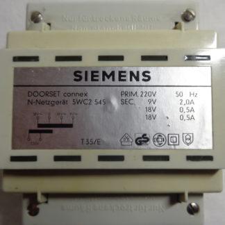 Siemens Doorset connex N-Netzgerät 5WC 545