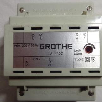 GROTHE LV 407