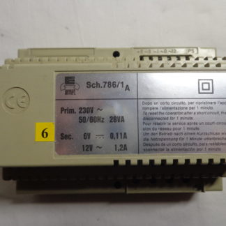 URMET 786/1A Netzteil