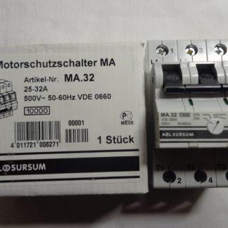 ABL Sursum MA.32 25A - 32A Motorschutzschalter