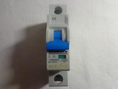 Schrack C 10 1pol Sicherungsautomat