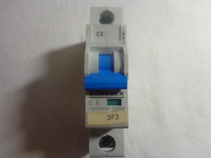 Schrack C 6 1pol Sicherungsautomat