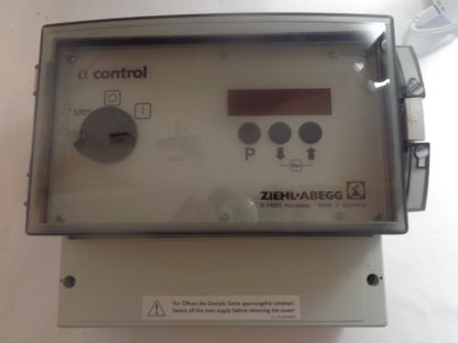 Ziehl - Abegg Alpha Control PTXEA - M