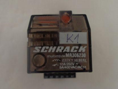 Schrack MR306230 Relais mit Sockel