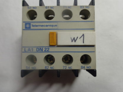 Telemecanique LA1 DN22 Hilfsschütz