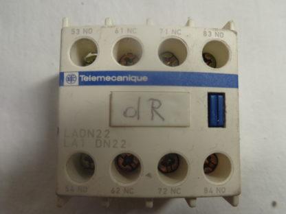 Telemecanique Schneider Electric LADN22 Hilfsschütz