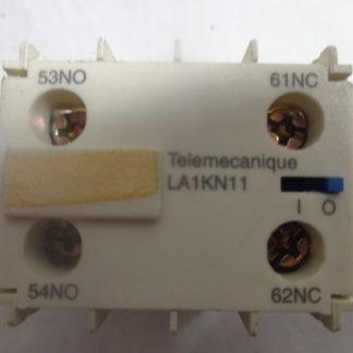 Telemecanique LA1KN11 Hilfsschütz
