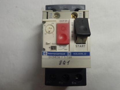 Telemecanique GV2ME06 / 1-1,6A