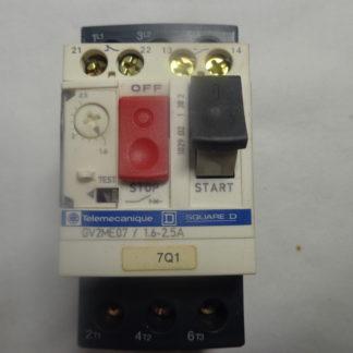 Telemecanique GV2ME07 / 1,6 - 2,5A