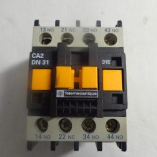Telemecanique CA2 DN 31 Spulenspannung 220V 50HZ + LA4 DA 1U Überspannungsbegrenzer