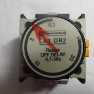 Telemecanique LA3 DR2 0,1 - 30s Zeitrelais