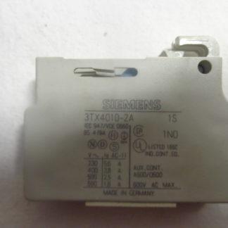 Siemens 3TX4010-2A Hilfsschütz
