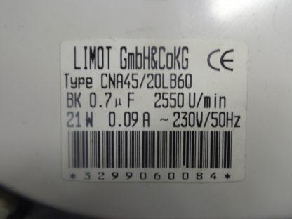 LIMOT Type CNA45/20LB60