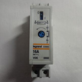 Legrand 03562 Stromstoßschalter