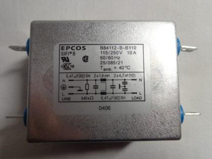 EPCOS B84112-B-B110 Entstörfilter