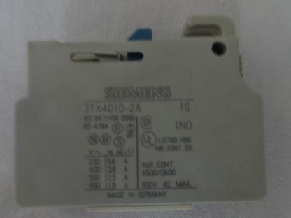 Siemens 3TX4010-2A Hilfskontskt