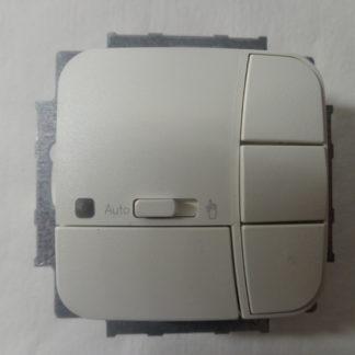 ELERO 28 12104001 Zeitschaltuhr Rollladen Zubehör Jalousie Steuerung ohne Rahmen