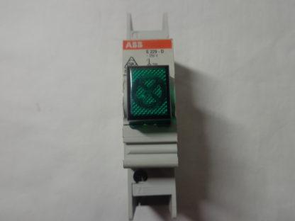 ABB E 229 - D Leuchtmelder grün