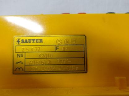 Sauter Z5 K77 Zeitschaltuhr