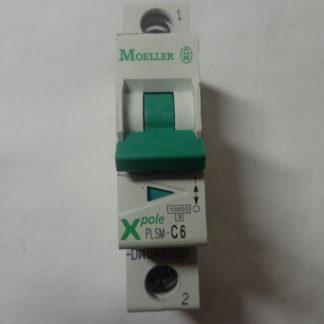 Moeller PLSM C6 Sicherungsautomat