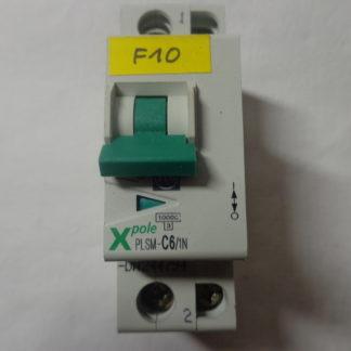 Moeller PLSM C6/1N Sicherungsautomat