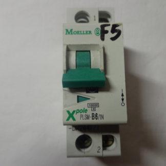 Moeller PLSM B6/1N Sicherungsautomat