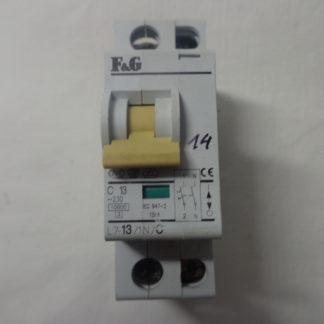 F&G L7-13/1N/C Sicherungsautomat