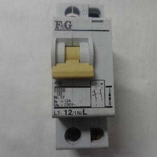 F&G L7 12/1N/L Sicherungsautomat