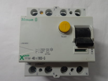 Moeller PFIM - 40/4/003-G FI Schutzschalter