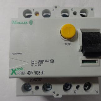Moeller PFIM - 40/4/003/X FI  Schutzschalter