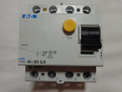 Eaton PFIM-40/4/003-G/A FI   Schutzschalter