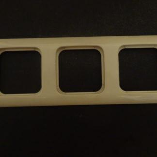 Busch und Jäger  2513-21-K 3fach Rahmen