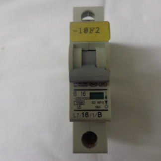 F&G L7-16/1N/B Sicherungsautomat