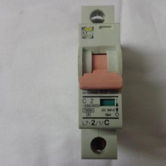 F&G L7-2/1/C Sicherungsautomat